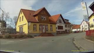 Ortsdurchfahrt im Odenwald/HP: Hammelbach (Süd rein, Nord raus)