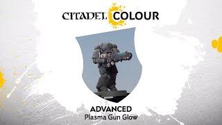 Advanced tip: Plasmagun Glow effect
