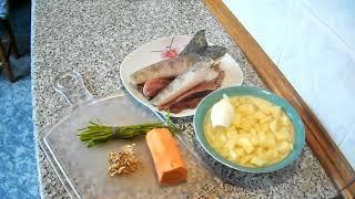 Простые рецепты, рыбный суп