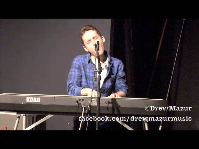 Hallelujah/I Know It's Over by Drew Mazur LIVE at Schlumberger