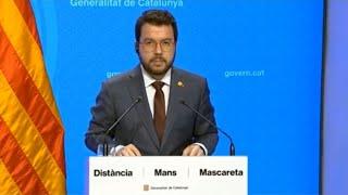 Catalunya abrirá bares y restaurantes hasta las 21.30