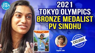 Olympic Silver Medalist PV Sindhu Exclusive Interview || Rio Olympics 2016 || #PVSindhu