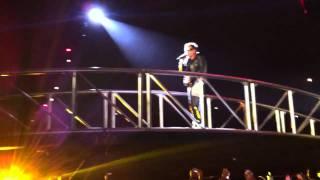 U2 Miss Sarajevo 360 Concert Auckland 25/11/2010