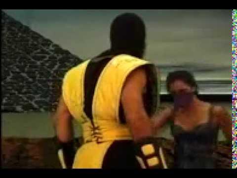 Federation of Martial Arts: Kitana vs Scorpion - Round 3