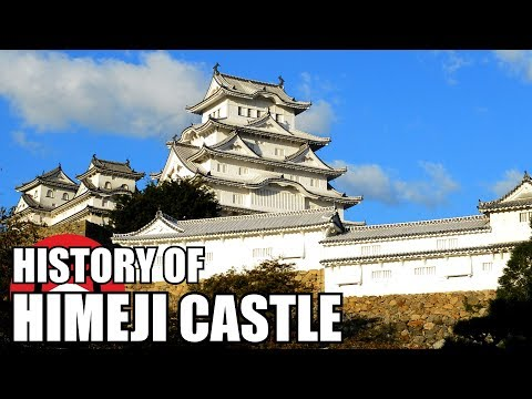 HIMEJI CASTLE - History And Full Visit 姫路城
