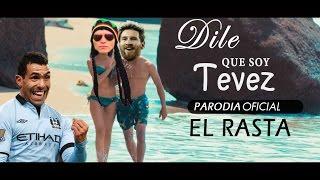 Ozuna - Dile Que Tu Me Quieres || PARODIA || DILE QUE QUIERO SER COMO TEVEZ!! ft Messi