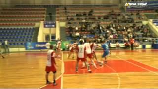 Краснодарский гандбольный СКИФ проиграл «Филиппосу» и закончил борьбу за Кубок Вызова