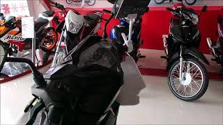 Honda Motorcycles in the Philippines