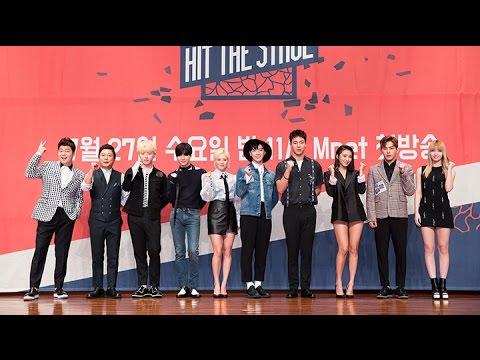 [풀영상] K-POP 'Hit The Stage' Press conference (TAEMIN, HYOYEON, TEN)