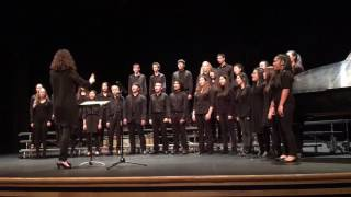 Soldier's Cry - WVSS Chamber Choir