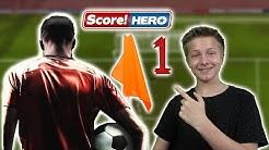 Lets Play Score Hero! Part 1 App (Deutsch/German) Max Apps