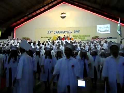 School of Our Lady of Atocha- Graduation Song