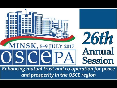 5 July 2017 – Meeting of the Standing Committee - Minsk Annual Session 2017