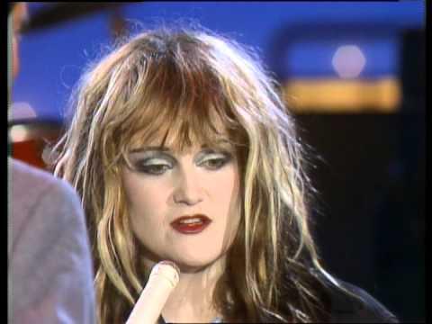 Dick Clark interviews X  American Bandstand 1982