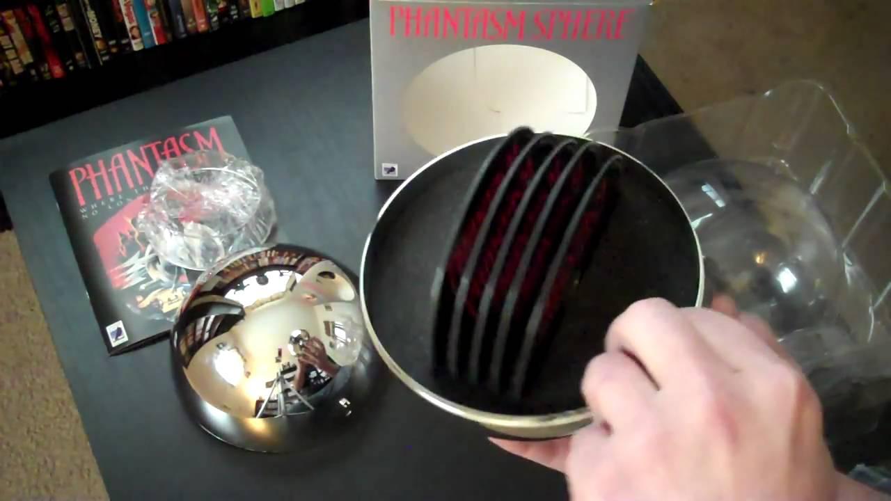 Phantasm Sphere Phantasm Box Set Youtube