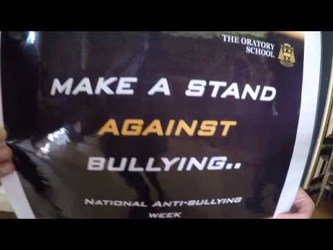Anti-bullying Mannequin Challenge - The Oratory School
