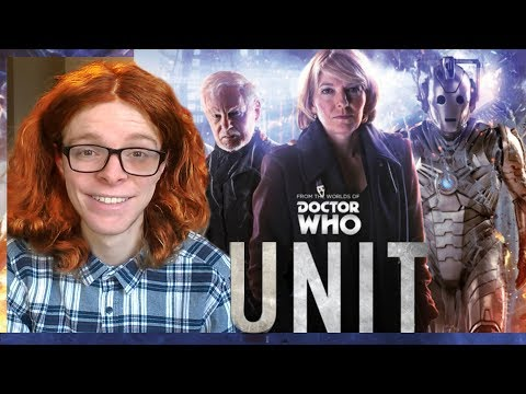 Doctor Who Big Finish: UNIT Cyber-Reality Review