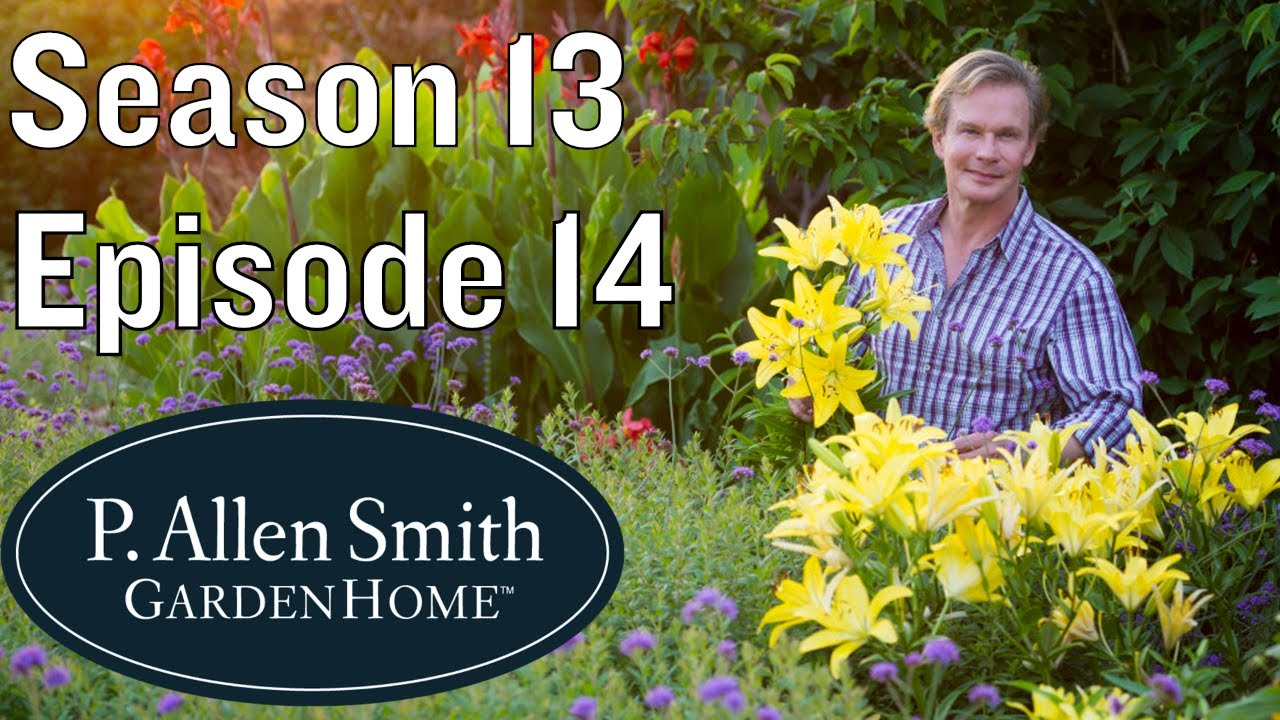 Garden Home Season 13 Small Spaces Episode - YouTube
