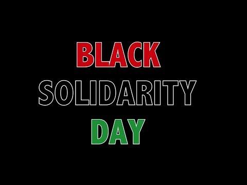 BSU Black Solidarity Day - Nov...