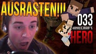 Minecraft HERO #33 - Total am DURCHDREHEN!!! | Mit Zombey thumbnail