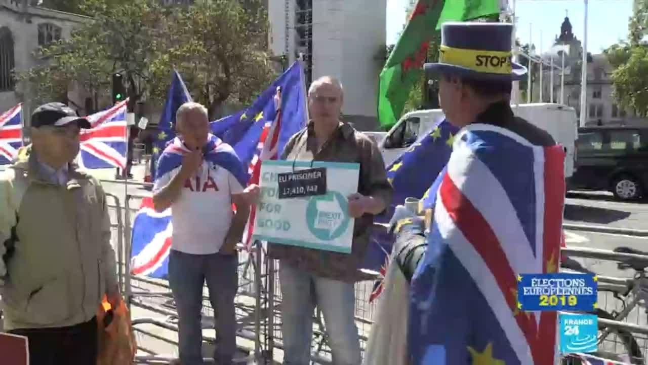 Elections Européennes Au Royaume Uni: Élections Européennes : Le Brexit Divise Le Royaume-Uni