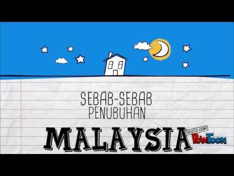 Sejarah Penubuhan Malaysia Tahun 6 Youtube