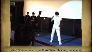 TYG   Tony Jaa   Live in Korea