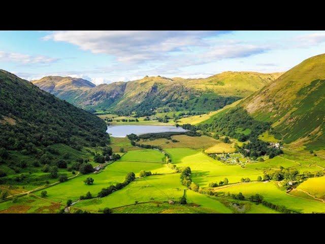 الريف الإنجليزي Lake District Youtube