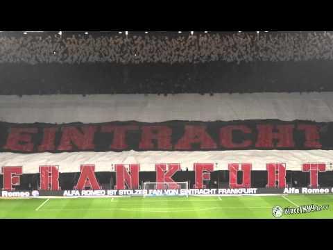 Eintracht Frankfurt - Schalke | Choreo (3 angles)