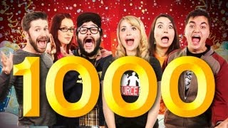 SourceFed's 1,000th Video!!!!! (+Nerd Porn)