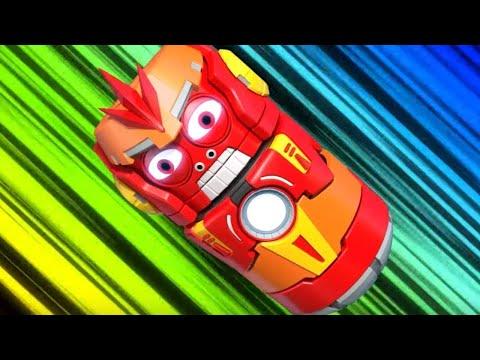LARVA | LARVA RANGERS | Pellicola Completa 2018 | Cartone animato per bambini | WildBrain