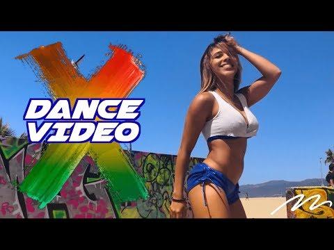 X Remix - Nicky Jam x J Balvin x Ozuna x Maluma | Magga Braco Dance Video
