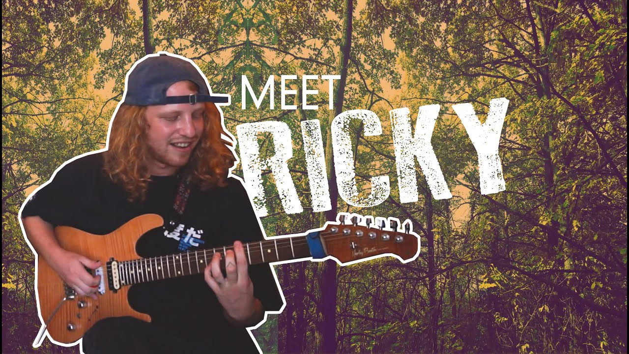 Guitar Lessons in Malta with Sun-Sounds' new tutor; Ricky!