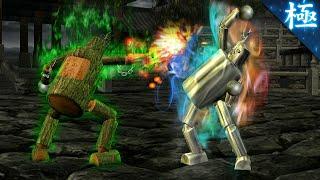 [TAS] Tekken Tag Tournament - Mokujin