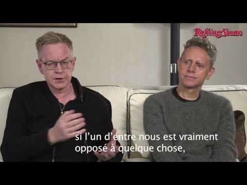 Depeche Mode, l'interview (VOSTFR) - Rolling Stone France