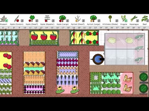 Using A Garden Planner To Make The Most Of Your Garden