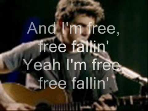 Free Fallin' Lyrics-John Mayer
