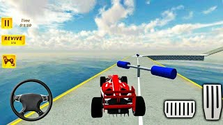 Formula Ramp Car Stunts Games #2 - GT Racing Impossible Tracks 3D - Android Gameplay