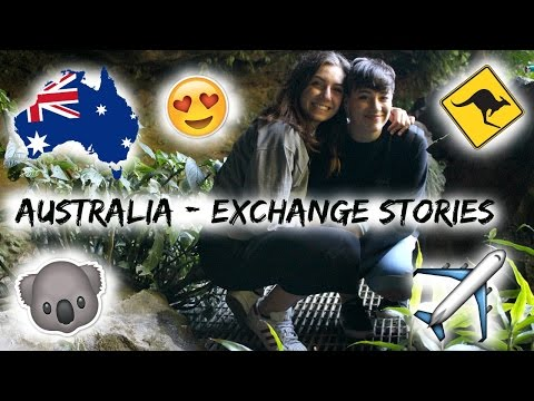 AUSTRALIA 2016 - Exchange Students