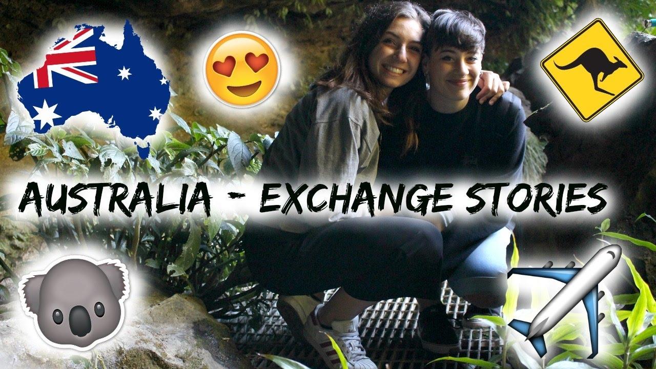 Australia 2016 Exchange Students