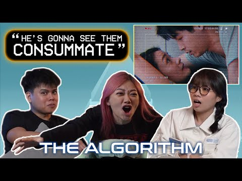 Our Cast and Colleagues React to The Algorithm! (A MeWatch Series)