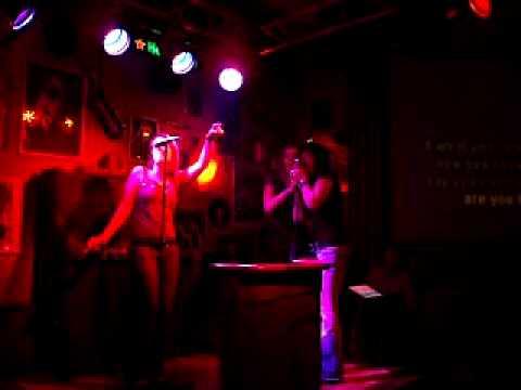 Erasmus French Drunk Girls Karaoke in Burgas, Bulgaria