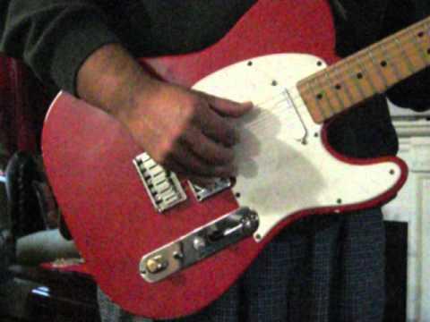 Fender Tele Plus Pickup Comparison 3 (Lace Sensors) - YouTube