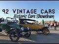 Vintage Cars Showdown | 92 Historic Cars Pre-1926 | Styrkeprøven Frederikshavn