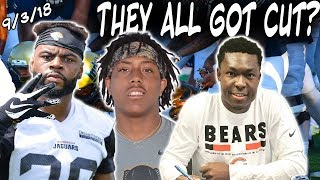 Bobby Bruce Off The Team? JF3 & CJ Reavis Cut, BUT There's Good News! This Week In Last Chance U