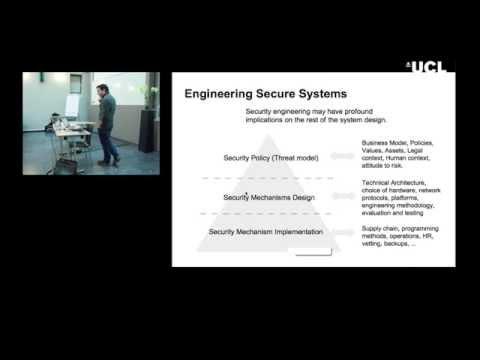 Principles of Computer Security - George Danezis