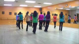 Take Me To Your Heart - Line Dance (Dance & Teach in English & 中文)