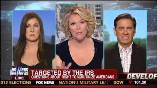 Megyn Kelly Pissed  at Dem Rep
