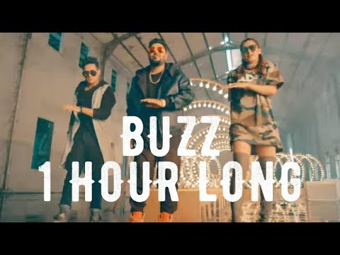 Aastha Gill - Buzz feat Badshah - One Hour Loop - Buzz Song
