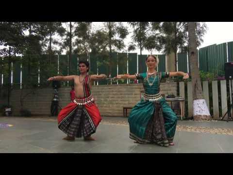 Rasa Rangini . Odissi by Debasish Pattnaik & Elena Knyazeva